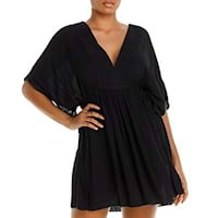 Plus size coverups from Bloomingdale's