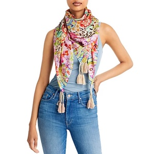 Scarves and wraps from Bloomingdale's