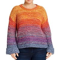 Bloomingdales plus size sweaters