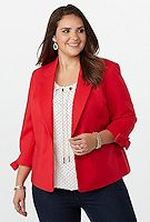 Plus size suit separates from Dressbarn