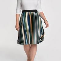 Plus size skirts from Kiyonna