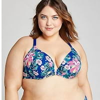 Plus size bras from Lane Bryant