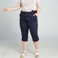Plus size capris from Lane Bryant