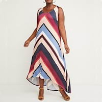 Plus size high low dresses from Lane Bryant