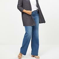 Plus size jeans from Lane Bryant