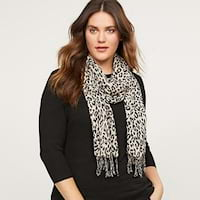 Scarves and hats from Lane Bryant