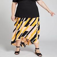 Plus size skirts from Lane Bryant