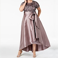 Plus size evening gowns from Macy's