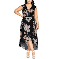 Plus size high low dresses from Macy's