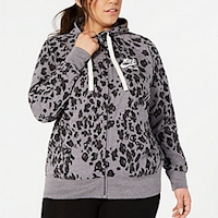 Plus size hoodies from Macys