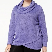 Plus size sportswear from Macy's