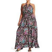 Plus size bohemian from Nordstrom