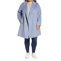 Plus size coats from Nordstrom