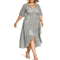 Plus size high low dresses from Nordstrom