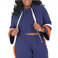 Plus size hoodies from Nordstrom