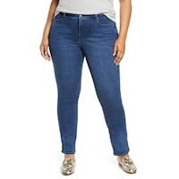 Plus size jeans from Nordstrom